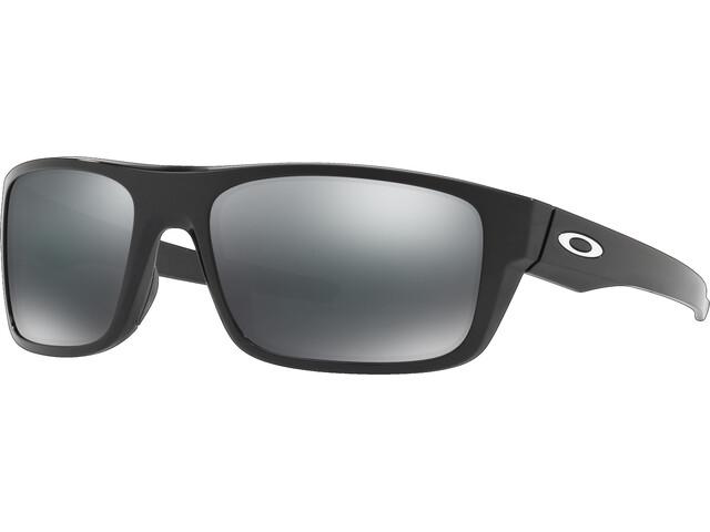 Oakley Drop Point Okulary, polished black/black iridium